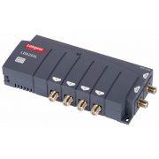 2 input, 4 output distribution amplifier
