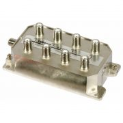 UHF 8-way splitter